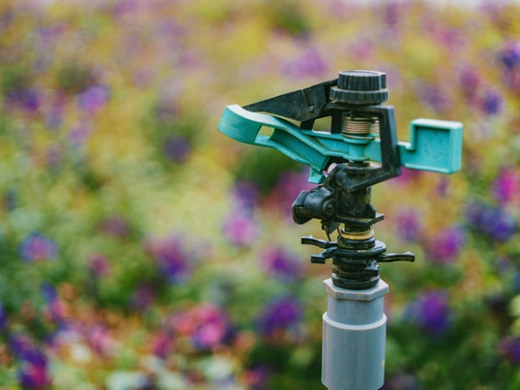 Keep up with your irrigation system maintenance-call for sprinkler service